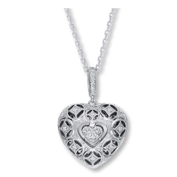 95e0110d5 Kay Jewelers Jewelry - Valentine's Day is coming! Neil Lane diamond heart